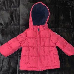 Osh Kosh Baby Girl Jacket 18 Mos